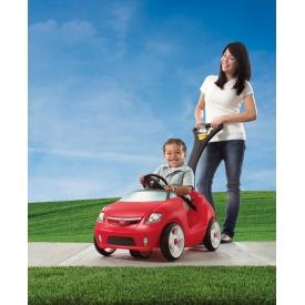 Детская машина-каталка EASY STEER SPORTSTER красная 87x48x116 см