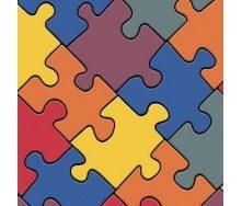 Лінолеум IVC LEOLINE Bingo PUZZLE COLOUR 50 2,5 м