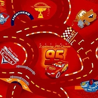 Ковролін Associated Weavers WORLD OF CARS 10 м 2