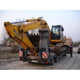 Аренда трала Scania 24 т 6 м