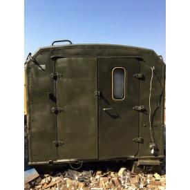 Аренда армейского вагончика 4х2,5 м