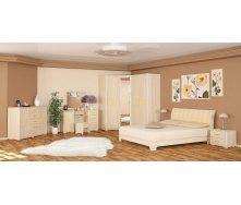 Спальня Мебель-Сервис Токио ясень светлый