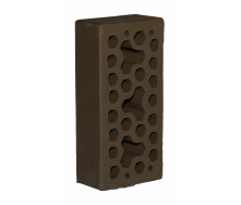 Лицевой кирпич СБК КЛПр 1NF М175 250х120х65 мм какао