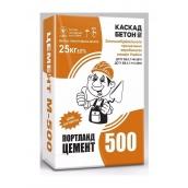 Цемент Каскад ПЦ І-500-Н 25 кг