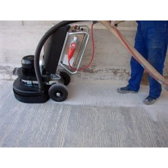 Машинная шлифовка бетона