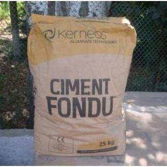 Глиноземистый цемент Ciment Fondu ГЦ-40 25 кг