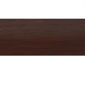Плінтус-короб TIS з прогумованими краями 56х18 мм 2,5 м вишня темна