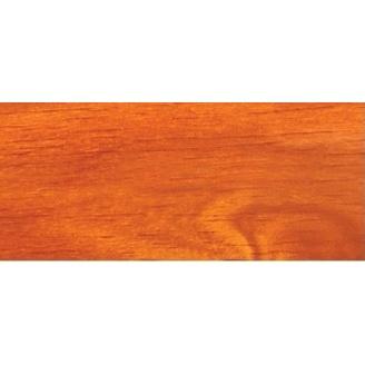 Плинтус-короб TIS с прорезиненными краями 56х18 мм 2,5 м красное дерево