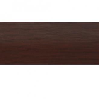 Плинтус-короб TIS с прорезиненными краями 56х18 мм 2,5 м вишня темная