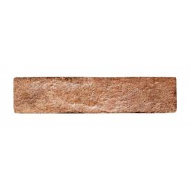 Клінкерна плитка Golden Tile BrickStyle Seven Tones 250х60х10 мм помаранчевий