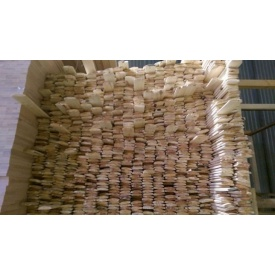 Блок-хаус УкрЭкоЛес сосна 1 сорт 4500х105х25 мм