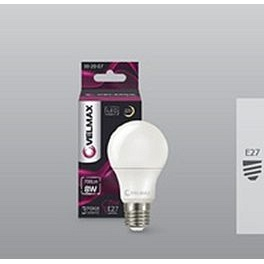 Лампа LED Velmax V-A60 10 W E27 4100K 950 Lm
