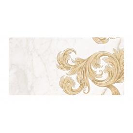 Декор для плитки Golden Tile Saint Laurent №2 300х600 мм белый