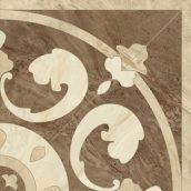 Керамічна плитка Golden Tile Louvre 400х400 мм мікс