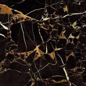 Плитка Golden Tile Saint Laurent 604х604 мм чорний