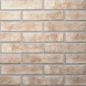 Плитка Golden Tile BrickStyle Baker street 60х250 мм світло-бежевий