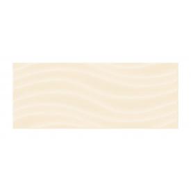 Керамическая плитка Golden Tile Volna 200х500 мм бежевый