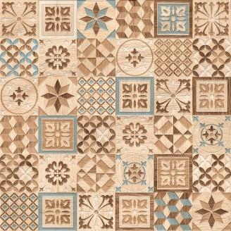 Керамічна плитка Golden Tile Country Wood 300х300 мм мікс