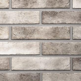 Клинкерная плитка Golden Tile BrickStyle Seven Tones 250х60х10 мм табачный