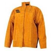 Куртка кожаная ESAB Welding Jacket 48