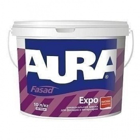 Краска Aura Fasad Expo 5 л