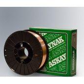 Проволока омедненная сварочная Askaynak AS SG2 1,2 мм 5 кг