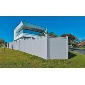 Модульний паркан із СІП-панелі 80 мм 2,4х2,4 м