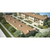 Проект гостиницы KD-310 Таунхаус 60(4) 310 м2 16,9х9,9 м