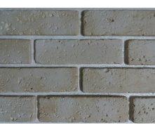 Гипсовый кирпич Травертин натуральный 01 6x20 см