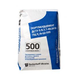 Портландцемент ПЦ ІІ/А-Ш-500