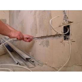 Демонтаж кабеля сечением до 6 мм2
