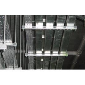 Монтаж металлического кабельного канала