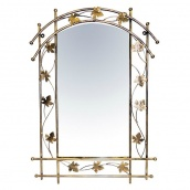 Зеркало настенное ЛУКО ДИСА 100x72 см (1094)