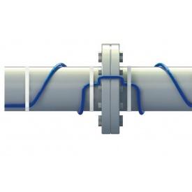 Кабель для обігріву трубопроводу