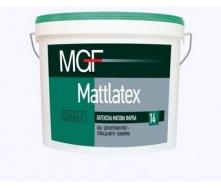 Краска MGF Mattlatex M100 14 кг