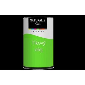 Тиковое масло Naturalis Oils 0,9 л