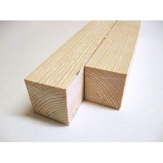 Брус деревянный Максибуд 150х150 мм 6 м