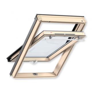 Мансардное окно VELUX OPTIMA Комфорт GLR 3073ВТ МR08 деревянное 780х1400 мм