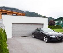 Секционные ворота «АЛЮТЕХ» Classic — исчерпывающий набор полезных функций для вашего гаража