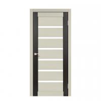 Дверное полотно Korfad PORTO COMBI COLORE PС-01 600х2000 мм Беленый дуб