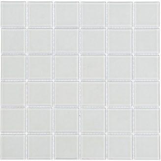 Мозаика VIVACER прозрачное стекло PM-01, 30х30 cм