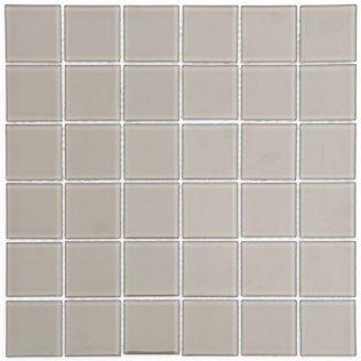Мозаика VIVACER прозрачное стекло PM-02, 30х30 cм