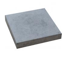 Плита тротуарная бетонная 8К8 1х1х0,08 м