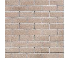 Фасадная плитка ТехноНИКОЛЬ HAUBERK 1000х250х3 мм античный кирпич