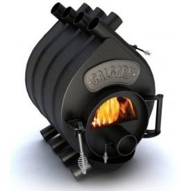 Канадская отопительная печь Новослав CALGARY тип-00 со стеклом