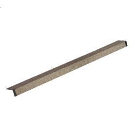 Наличник оконный металлический ТехноНИКОЛЬ Hauberk 4,5 мм бежевый