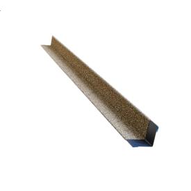Уголок внутренний металлический ТехноНИКОЛЬ Hauberk 4,5 мм песчаный