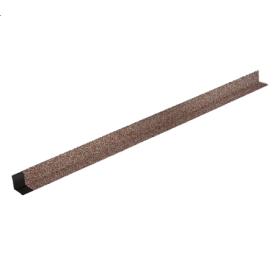 Уголок внутренний металлический ТехноНИКОЛЬ Hauberk 4,5 мм мраморный