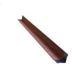 Уголок внутренний металлический ТехноНИКОЛЬ Hauberk 4,5 мм Терракотовый