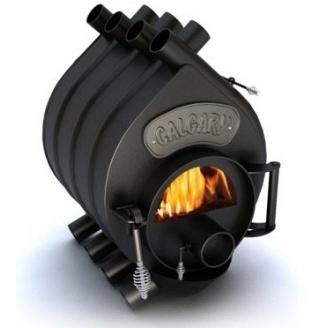 Канадська опалювальна піч CALGARY тип-00 зі склом